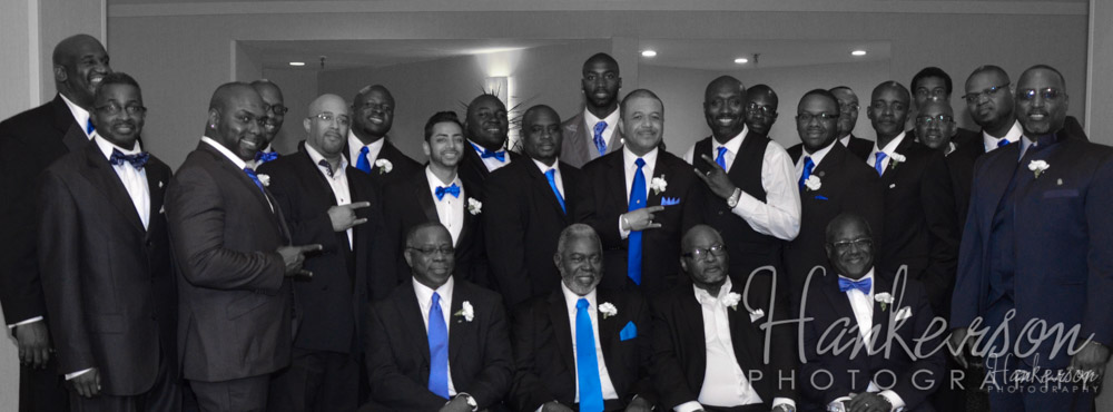 Event Photography, Blue Tie Affair
