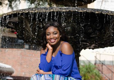 Senior and Graduate photos by Hankerson Photography